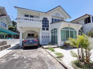 For RentHouseRangsit, Patumtani : House for rent, 2 floors, 63 sq wa, Chuan Chuen Garden Ville m. Opposite Thai Watsadu, Pathum Thani