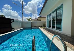 For SaleHousePattaya, Bangsaen, Chonburi : Pool villa, newly built, ready to move in, Pattaya, good value for money