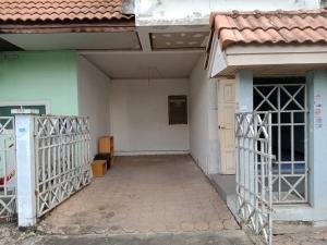 For SaleTownhouseRangsit, Patumtani : 2 storey townhouse for sale, Baan Warangkun, Rangsit-Nakhon Nayok, Khlong 3
