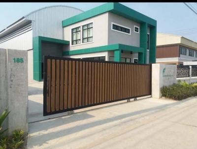 ขายโรงงานนครปฐม พุทธมณฑล ศาลายา : AK015ขายโรงงานพื้นที่ 1 ไร่ นราภิรมย์ อำเภอ บางเลน นครปฐม