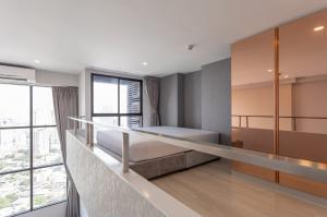 For RentCondoSathorn, Narathiwat : For rent knightsBridge prime Sathorn, 36th floor, Duplex room, city view, northeast