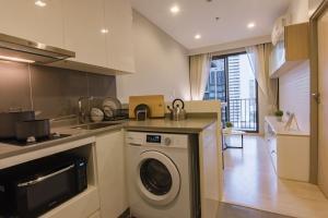 For RentCondoSukhumvit, Asoke, Thonglor : Luxury condo for rent, M Thonglor (Thonglor 10), size 1 bedroom, ready to move in.
