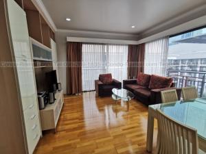 เช่าคอนโดรัชดา ห้วยขวาง : RENT !! Condo Amanta Ratchada, MRT Thailand Cultural Centre, 2 Bed, Tower 3, Fl. 7, Area 99 sq.m., Rent 30,000 Baht