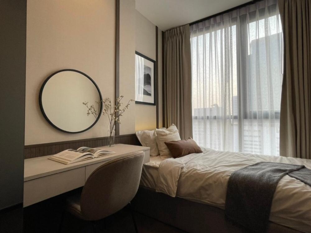 For RentCondoSukhumvit, Asoke, Thonglor : 2 bedrooms, beautiful decoration, 16th floor, Condo for rent Oka Haus Sukhumvit 36 (Oka Haus Sukhumvit 36)