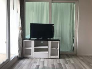 For SaleCondoKasetsart, Ratchayothin : Urgent sale, The Key Phaholyothin 34 Condo, resort condo, central location, corner room, pool view, 1 bedroom, 37.5 sqm, beautiful, peaceful, convenient to travel.
