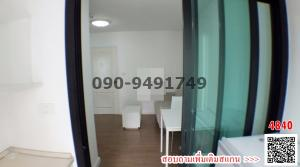 For RentCondoBang kae, Phetkasem : Condo for rent, ICondo Phetkasem 39, pool view, near MRT Phasi Charoen