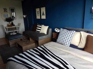 For RentCondoRangsit, Patumtani : Nice room for rent.. D condo campus rangsit.....