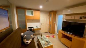 เช่าคอนโดรัชดา ห้วยขวาง : 🔥ให้เช่า คอนโด ลุมพินี วิลล์ ศูนย์วัฒนธรรม (Lumpini Ville Cultural Center For rent) 🔥ลดราคาพิเศษ 8,000บาท🔥 บิวท์อินทั้งห้อง