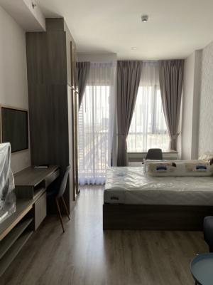 For RentCondoKasetsart, Ratchayothin : Knightsbridge Kaset ห้องใหม่ พร้อมเข้าอยู่