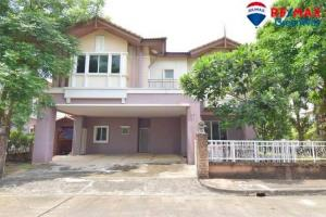 For SaleHouseBang kae, Phetkasem : Single house for sale, Prinada Phutthamonthon Sai 2, behind the corner, area of 103.9 square meters, Prinsiri Project