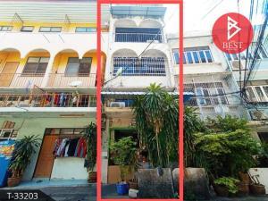 For SaleShophouseRama3 (Riverside),Satupadit : Commercial building for sale Soi Sathupradit 14, Bang Kho Laem District, Bangkok