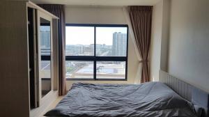 For RentCondoThaphra, Wutthakat : For rent!! Supalai loft condo, BTS Talat Phlu, 33 sqm., 19th floor, north
