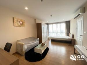 For RentCondoBang Sue, Wong Sawang : For Rent The Tree Bang Po Station  Studio, size 30 sq.m., Beautiful room, fully furnished.