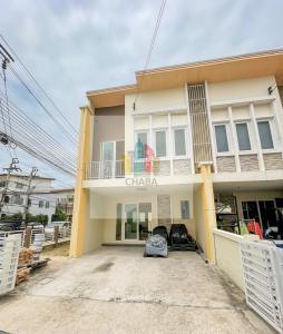 For SaleTownhousePinklao, Charansanitwong : Townhome for sale Golden Town Pinklao-Charan 4.29 million baht.