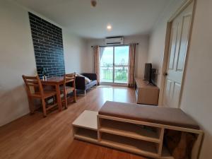 For RentCondoRamkhamhaeng, Hua Mak : For rent 1 bedroom large size 40 sq.m. 9,000฿/month