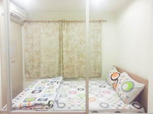 For RentCondoBangna, Lasalle, Bearing : Good price condo for rent, Lumpini Ville Sukhumvit 109 - Bearing (Lumpini Ville Sukumvit 109 - Bearing) K106