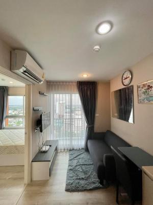 For RentCondoBang kae, Phetkasem : Condo for rent Chewathai Phetkasem 27, 💥long contract, negotiable💥, north balcony Beautiful view, not blocking, separate rooms, opposite Siam University, near BTS and MRT Bang Wa  Size 26 sq.m., 21st floor  💰 Rental price: 9,500 baht / month