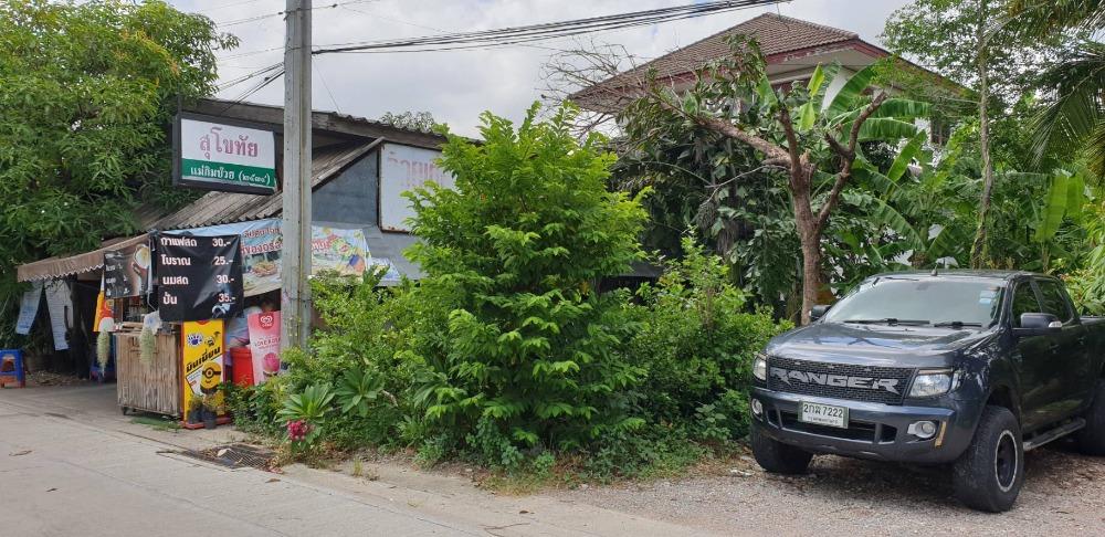 For SaleLandBang kae, Phetkasem : Land for sale/rent 88 sq wa in Soi Bang Waek 122. Enter Soi 140 meters Before arriving at the Sukhothai noodle shop