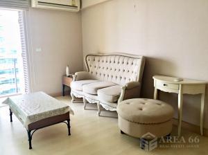 For RentCondoRama9, RCA, Petchaburi : For rent My Resort Bangkok Nearby MRT Phetchaburi