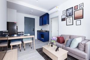 For RentCondoSukhumvit, Asoke, Thonglor : ⚡🔥 Monthly rent, XT Ekkamai, beautiful room, wide, fully furnished ⚡🔥 Promotion to refund 5,000 baht to customers ⚡🔥