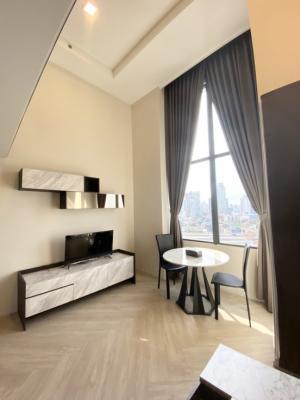เช่าคอนโดอ่อนนุช อุดมสุข : ให้เช่าคอนโด Siamese@sukhumvit48 1Bed duplex ห้องแต่งสวย พร้อมอยู่