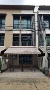 For RentTownhouseKaset Nawamin,Ladplakao : RT553ให้เช่าทาวน์โฮม 3 ชั้น บ้านกลางเมือง นวมินทร์ 42 เฟอร์ครบ พร้อมอยู่