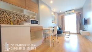 เช่าคอนโดพระราม 9 เพชรบุรีตัดใหม่ : ให้เช่า คาซ่า คอนโด อโศก-ดินแดง  1 ห้องนอน 32 ตรม.  ราคาถูก  10,000 บาท