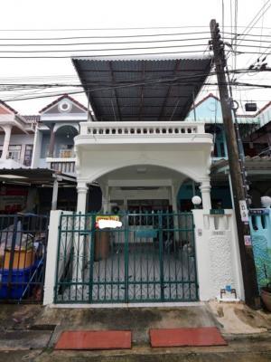 For SaleHouseBang kae, Phetkasem : Urgent sale, townhouse house in Soi Petchkasem 19.