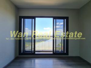 For RentCondoRattanathibet, Sanambinna : Condo for sale politan aqua, 56th floor, position 07 (north, river view)