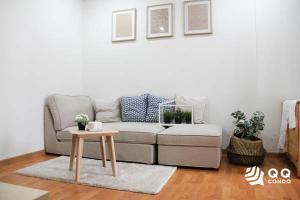 For RentCondoThaphra, Wutthakat : For Rent The President Sathorn-Ratchaphruek 2  1Bed, size 35 sq.m., Beautiful room, fully furnished.