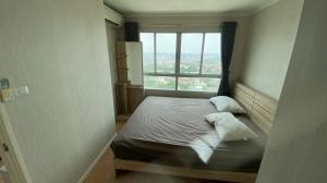 For SaleCondoBang Sue, Wong Sawang : 🤩 For Sale  Lumpini Ville Prachachuen-Phongphet 2 cheap / with balcony / canal view