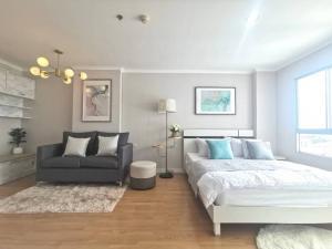 For SaleCondoRama 8, Samsen, Ratchawat : Urgent sale, Condo Lumpini Place Rama 8, Studio room, 30.33 sq.m., fully furnished, Pansiri 0823379784