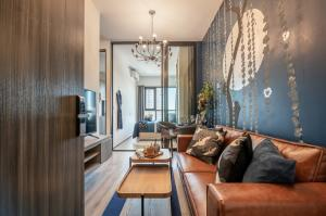For SaleCondoOnnut, Udomsuk : ** For Sale: Wonderful Unit with 2-Year Lease Agreement, KnightsBridge Prime Onnut, Newest Condo with Best Facility in Onnut area
