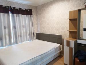 For SaleCondoOnnut, Udomsuk : Condo for sale, Lumpini Ville Sukhumvit 77-2, high floor, size 26.28 sq.m.