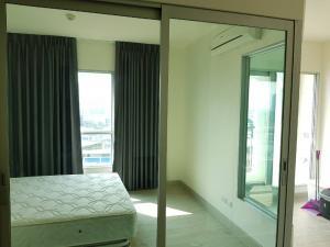 For SaleCondoChengwatana, Muangthong : Condo for sale Aspire Ngamwongwan fully furnished.