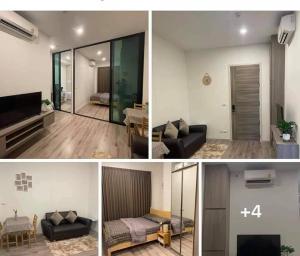 For RentCondoRamkhamhaeng, Hua Mak : Condo for rent Knightsbridge Collage Ramkhamhaeng BA21_06_032_04