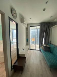 For RentCondoWongwianyai, Charoennakor : Ready move in near BTS Wongwienyai! Condo for rent Ideo Mobi Sathorn Type 1 bedroom 1 bathroom 30 sq.m. Floor 11