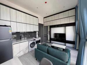 For RentCondoOnnut, Udomsuk : Condo for rent, The Line Sukhumvit 101 / The Line Sukhumvit 101, size 33 sq.m., best price 14,000 baht / month, 17th floor, new room, near BTS Punnawithi 250 meters