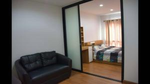 For RentCondoVipawadee, Don Mueang, Lak Si : Condo for rent, Regent Home 18 Chaengwattana-Laksi, block the bedroom, add washing machine**