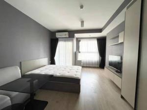 For RentCondoWongwianyai, Charoennakor : For Rent Ideo Sathorn-Wongwian Yai - Size 27 sq.m. Nice room Studio ready to move in BTS Wongwian Yai