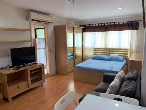 For RentCondoSapankwai,Jatujak : **ราคาพิเศษ 8,500 บาท 💥💥💥 ให้เช่าคอนโด ลุมพินีวิลล์ พหล-สุทธิสาร (LPN Ville Phahol - Suthisarn) ขนาด 30.9 ตร.ม.  อาคาร B ชั้น 10 วิวฝั่งทิศเหนือ ไม่ร้อน ซ.อินทามระ 2 ติดหลังธนาคาร สนง.ใหญ่ออมสิน, โรงพยาบาลวิมุต