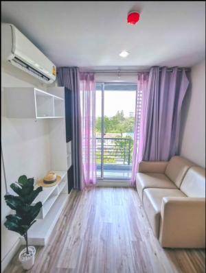 For RentCondoRama5, Ratchapruek, Bangkruai : Condo for rent S9 Sammakorn, next to MRT Bang Yai.
