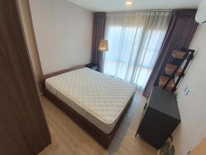 For RentCondoRangsit, Patumtani : For rent Kave Condo Rangsit, near Bangkok University, condo, 2 bedrooms, 37.5 sqm., Building B, 5th floor, fully furnished, only 13500 baht