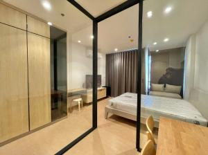 For RentCondoSukhumvit, Asoke, Thonglor : PET WELCOME! 🐶🐱 FOR RENT MARU Ekkamai 2 (Studio) Beautiful decoration, Fully furnished, and READY TO RENT!!!! 🔥