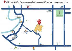 For SaleLandNakhon Pathom, Phutthamonthon, Salaya : (Sell by owner) Land for sale, Soi Petchkasem 130, Sampran, Nakhon Pathom, near Wat Rai Khing. Starting area 400 square wa
