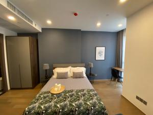 For RentCondoSiam Paragon ,Chulalongkorn,Samyan : 🔥 For rent, beautiful room, 56th floor!!! Special price!!! Ashton Chula Silom 1 bed 20,000/month 🔥🔥