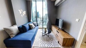 For RentCondoSukhumvit, Asoke, Thonglor : Free wifi! 1BR @ Noble Recole by Nestcovery Realty