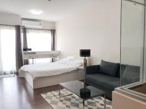 เช่าคอนโดเชียงใหม่ : 265-CHK ให้เช่าห้องที่ศุภาลัยมอนเต้ 2 ห้องอยู่ชั้น 14 ห้องสตูดิโอ ขนาด 33 ตรม เฟอร์ครบ