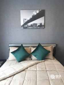 For RentCondoOnnut, Udomsuk : For Rent Life Sukhumvit 48 - 1Bed, size 30 sq.m., Beautiful room, fully furnished.