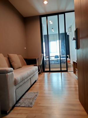 For RentCondoBangna, Lasalle, Bearing : [Owner Post]🔥โปรฯ 8.8🔥ให้เช่าคอนโดสุดหรู ชั้น 31 วิวแม่น้ำทุกวัน 8,800.- เครื่องไฟฟ้าครบ,ติด BTS แบริ่ง